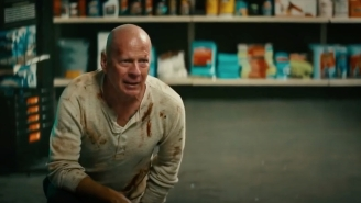 Bruce Willis Brought Back John McClane For An Explosive 'Die Hard'-Themed Battery Commercial