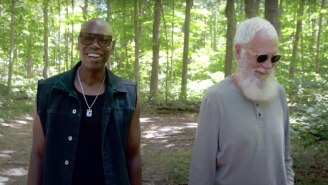 Dave Chappelle Asks David Letterman About Smoking Weed In The 'My Next Guest Needs No Introduction' Season 3 Trailer