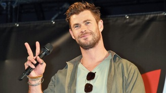 Chris Hemsworth Trolls Chris Evans On His Birthday By Posting A Photo Of A Different Chris