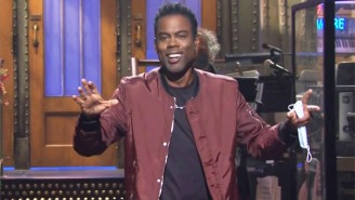 Chris Rock's 'SNL' Monologue Aimed For Humor During Unhumorous Times
