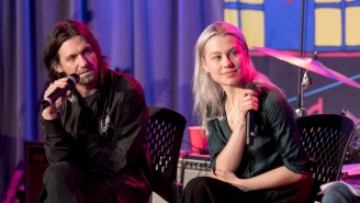 Phoebe Bridgers Joins Bright Eyes For The Abortion Rights Protest Song 'Miracle Of Life'