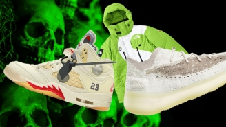 SNX DLX: Featuring The Off-White Jordan 5, Glow In The Dark Yeezys, And New Supreme