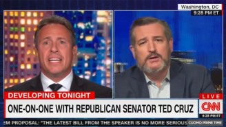 Chris Cuomo Tore Into Ted Cruz For His Ongoing Capitulation To Trump: 'He Called You A Liar… Said Your Wife Was Ugly'
