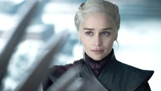 Emilia Clarke Has A Depressing Theory About What Happened To Her Dragon After 'Game Of Thrones'