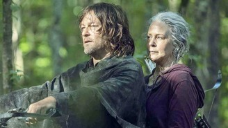 'The Walking Dead' Showrunner Has Shared Details About The Carol And Daryl Spin-Off