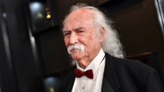 David Crosby Says He's Selling His Music Catalog Because Streaming 'Stole' His Money