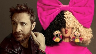 David Guetta And Sia Drop A Futuristic And '80s-Styled Video For 'Let's Love'