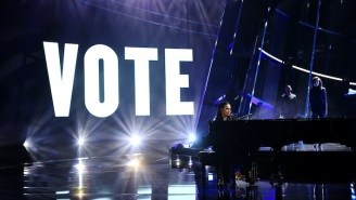 Some Fans Think Demi Lovato's Pro-Voting Message At The Billboard Music Awards Was Censored