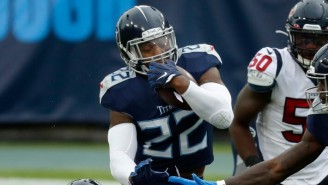The Titans Turned To A Derrick Henry Direct Snap To Knock Off The Texans In Overtime