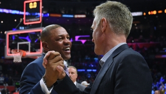 Doc Rivers And Steve Kerr Made A Video Endorsing Joe Biden In The 2020 Presidential Election