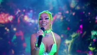Doja Cat Performed Two Recent Collaborations On Multiple Late-Night TV Shows