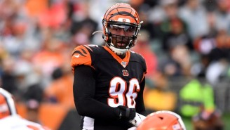 Bengals DE Carlos Dunlap Tried To Sell His Condo On Twitter After Cincy's Latest Loss