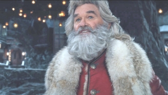 Kurt Russell's Cool Santa Returns To Ward Off Holiday Doom In 'The Christmas Chronicles 2' Trailer