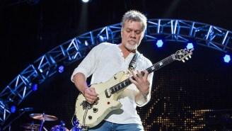 Eddie Van Halen Is Dead At 65 After A Battle With Cancer