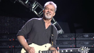 Eddie Van Halen's 'Bad-Ass' Patent Is Going Viral In The Wake Of His Death