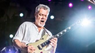 The Music World Reacts To The Death Of Rock Icon Eddie Van Halen