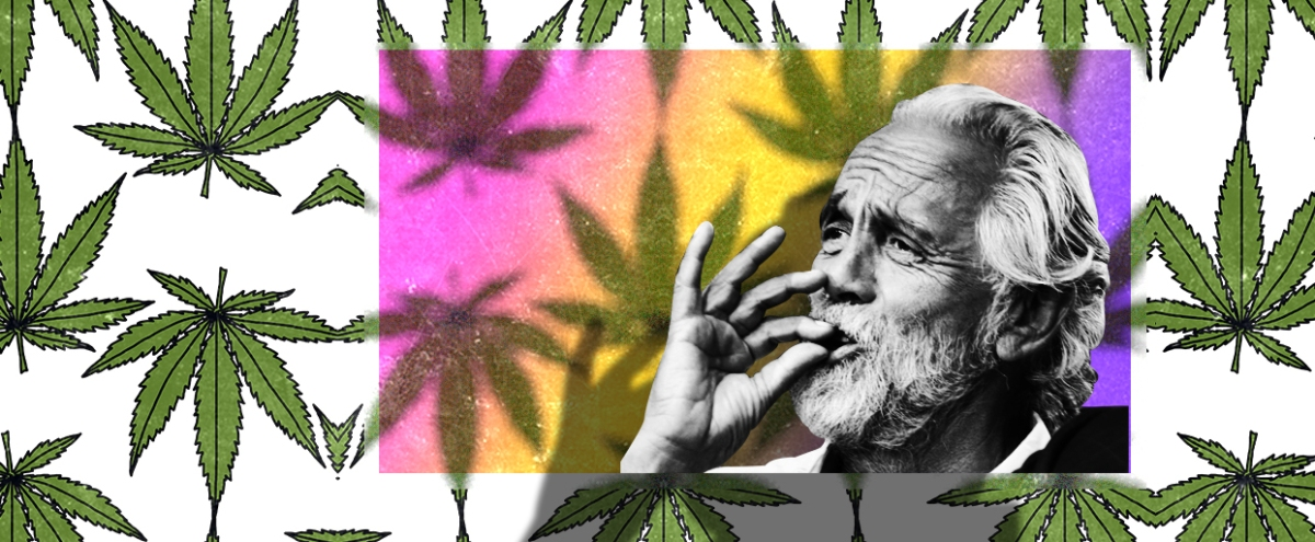 Tommy Chong Shares 'Cheech & Chong' Dispensary Plans And Stoner Stories From The '70s