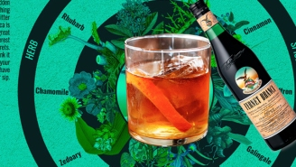Great Fall Friday Cocktail Alert: The Fernet Old Fashioned