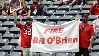 The Houston Texans Have Fired Coach And GM Bill O'Brien After 0-4 Start