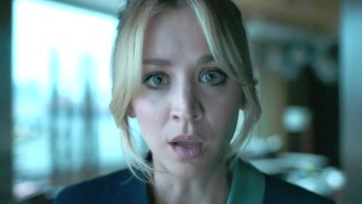 Kaley Cuoco Is 'Crazy' And 'Drunk,' But She's Not A Killer In HBO Max's 'The Flight Attendant' Trailer
