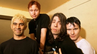 Foo Fighters Have Released One Of Their First Ever Radio Performances As An EP