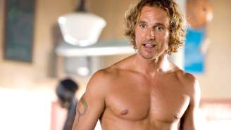 Matthew McConaughey Is, Shockingly, Not Hollywood's Most Shirtless Actor