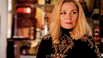 An Important Discussion About Kim Cattrall's Completely Insane New Show, 'Filthy Rich'
