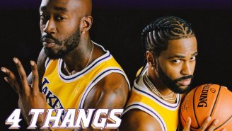 Freddie Gibbs And Big Sean Celebrate Being Like LeBron James On Their Hit-Boy-Produced Track, '4 Thangs'