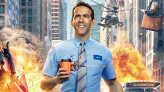 Ryan Reynolds Has Revealed How The Biggest 'Free Guy' Cameo Fell Into Place