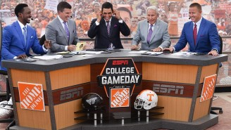 College Gameday Will Go To Augusta National For Its Show On Masters Week