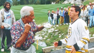 Adam Sandler Has Revealed His First Choice Actor For The Bob Barker Role In 'Happy Gilmore'