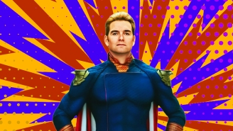 Antony Starr Helps Us Get Inside Homelander's Head During His Raunchy Scene In 'The Boys' Season Finale