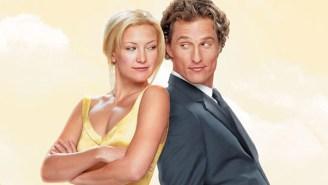 Matthew McConaughey Has Explained Why He Broke His Lengthy Streak Of Romantic Comedies