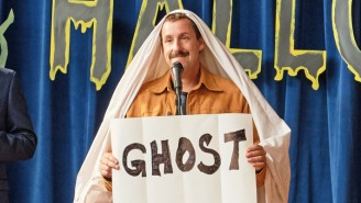 What's On Tonight: Adam Sandler's 'Hubie Halloween' Gets Silly, And The VP Debate Gets Serious