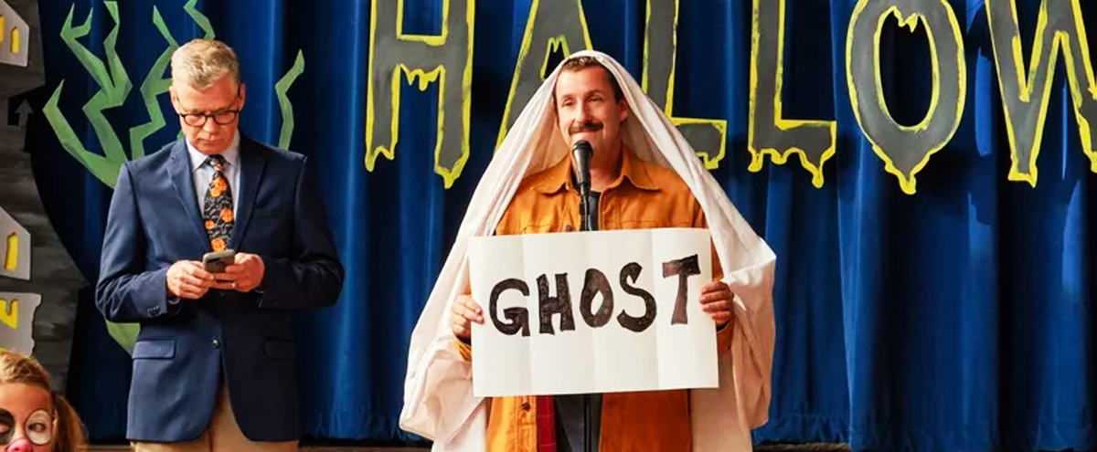 Sometimes Funny, Sometimes Dumb, Adam Sandler's 'Hubie Halloween' Is A Good 2020 Escapism