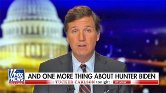 Tucker Carlson Has Apparently Found Some Humanity And Thinks It's Time To Leave Hunter Biden Alone