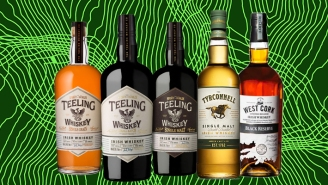 What We Learned From Our Big, Messy, Blind Irish Whiskey Tasting