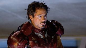Robert Downey Jr. Did Not Enjoy The Original Version Of His Iron Man Helmet