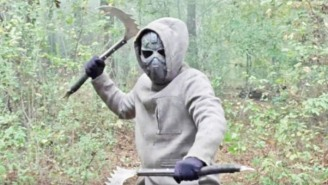 Who's The Masked Ninja On 'The Walking Dead'? Here Are The 7 Best Theories