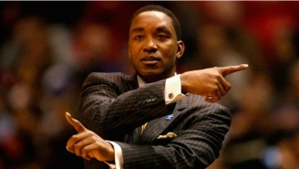 Isiah Thomas Put Michael Jordan No. 3 On His GOAT List