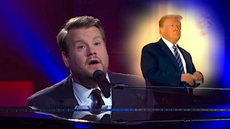 James Corden Hilariously Mocks Donald Trump's Supposed Immunity With A Paul McCartney Parody