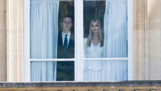 Ivanka Trump And Jared Kushner Are Not Happy About Project Lincoln's New Billboards In New York City