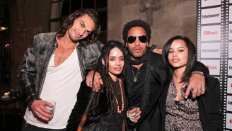 Lenny Kravitz Wished His Very Good Friend Jason Momoa A Happy Birthday: 'I'm Proud To Call You My Brother'