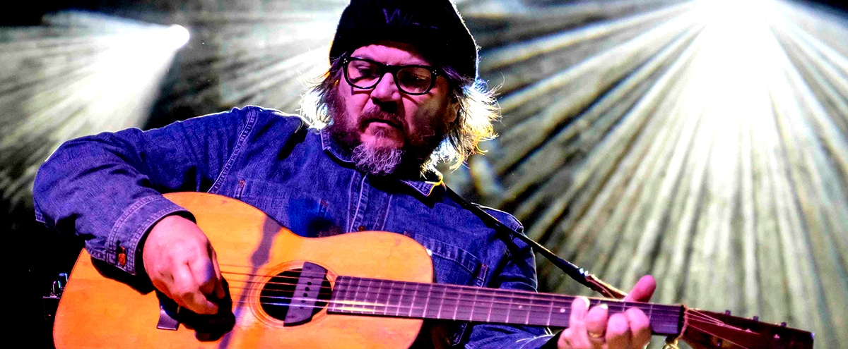 Jeff Tweedy Wants To Teach You How To Write One Song