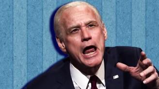 Jim Carrey's Joe Biden Just Isn't Working