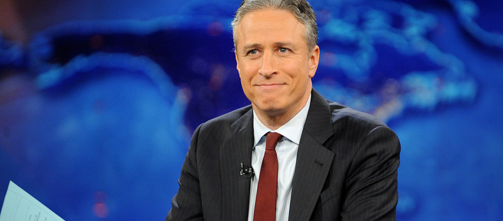 Jon Stewart's New Apple TV Series Starts Shooting This Week In Front Of A Fully Vaccinated Audience