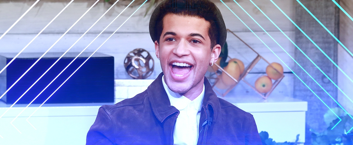 Jordan Fisher Really Wants You To Get Into 'Overwatch' On Twitch