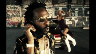 Juicy J And NLE Choppa 'Load It Up' In Their Hyperactive, Hilarious New Video