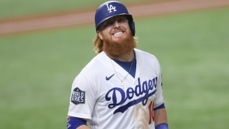Justin Turner Tested Positive For COVID-19 During The Dodgers World Series Clinching Game 6 Win (UPDATE)