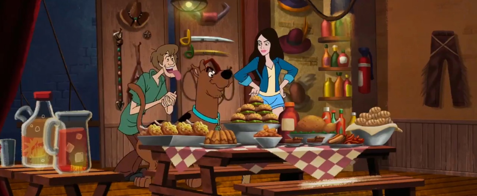 Kacey Musgraves Guests On Scooby Doo To Get Help With A Mystery
